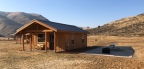 Cottonwood Cabins Open and Ready to Rent!