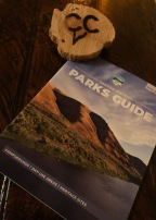 Park Guides Hot Off the Press