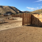 New walk in Tent Loop at Cottonwood Canyon